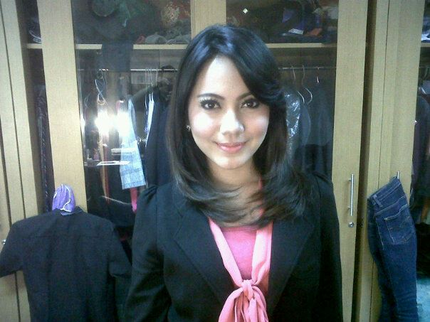 Liviana Cherlisa Latief (Presenter Trans TV)