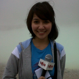 Putri Dwiandari (Presenter TV One)