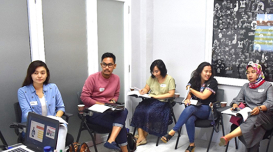 Testimoni Dian Eka Puspitasari Regular Class MC TV Presenter Batch 91
