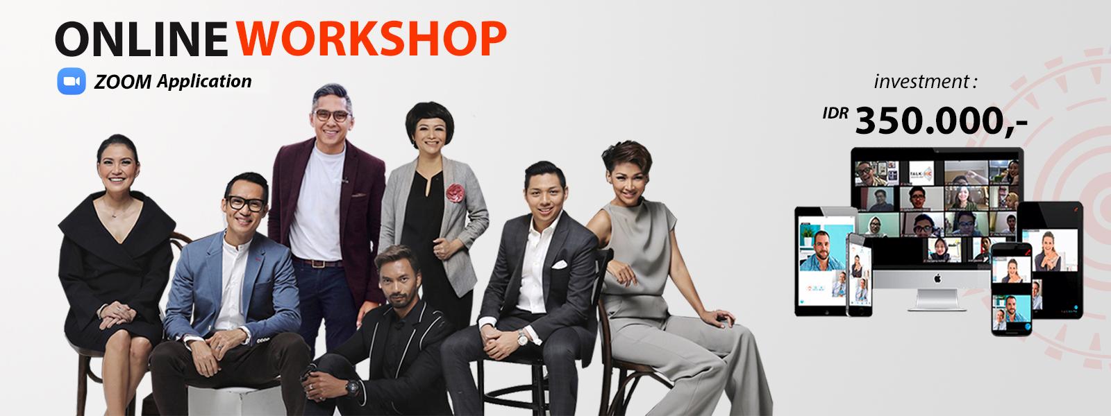 Our Online Workshop